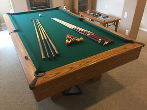 King Edward Pool Table