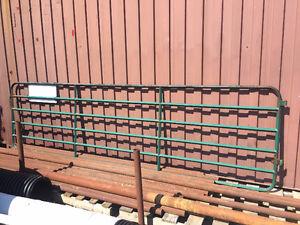 2 Steel Gates