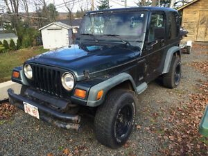 1997 Jeep Wrangler Other