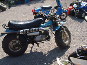 suzuki RV90 enduro