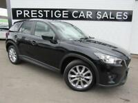 2014 Mazda CX-5 2.2 TD Sport 2WD 5dr Diesel black Manual