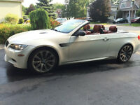 2010 BMW M3 Convertible (BMW Certified Series) CANADIENNE