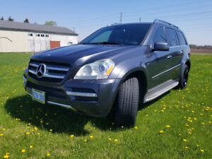 2012 Mercedes-Benz GL350 BlueTEC 4Matic 7 Passenger