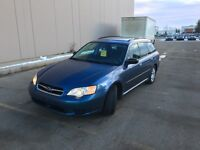 SALE!SUBARU LEGACY OUTBACK 2007=117K!==AWD=NEW WINTER TIRES
