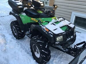 arctic cat buy or sell used or new atv in ottawa kijiji classifieds. Black Bedroom Furniture Sets. Home Design Ideas