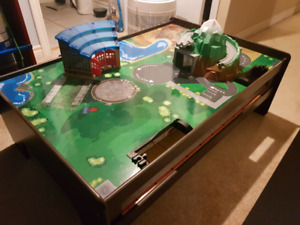 Imaginarium Train Table with Metro Line