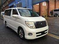 2005 Nissan Elgrand 2.5 V6 Homy Highway Star 4wd 4x4 Mpv 8Seats