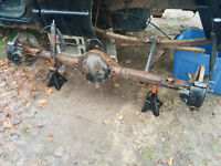 Dana 44 Rear End With 3:55 gears $400 Takes It ASAP!!