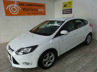 2013,Ford Focus 1.6TDCi 115bhp Zetec Navigator***BUY FOR ONLY £36 PER WEEK***