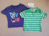 Bundle of baby clothes B (9-12 months)