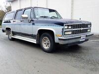 1990 Chevrolet Suburban silverado Other