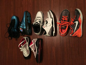 Sneakers for sale,Jordan,Kobe,lebron size 10