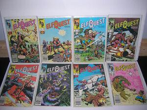 For Sale: Marvel Comics Elfquest (Entire Series) Gatineau Ottawa / Gatineau Area image 1