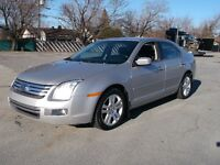 2007 Ford Fusion sel v6  SPECIAL