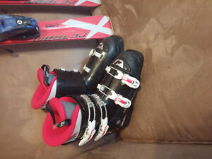 Youth ski package