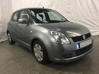 2006 Suzuki Swift 1.3 (91bhp) GL 5dr *** Full Years MOT *** Cheap Cars