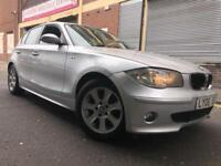 BMW 1 Series 2006 2.0 118i SE 5 door AUTOMATIC, LEATHERS, LONG MOT, BARGAIN