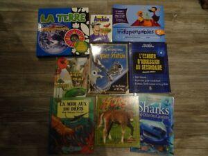 Livres enfants et ado