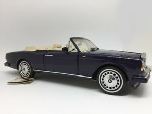 Franklin Mint 1:24 Rolls Royce (1993)