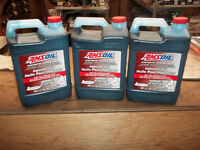 amsoil synthetic snowmobile oil