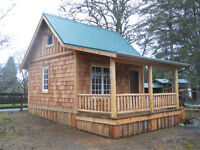 *** Beautifully designed outbuildings, carvings and more !!! ***
