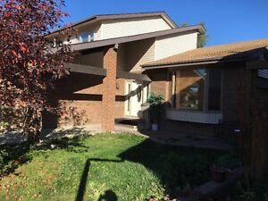 2 storey for RENT only minutes from WEM-utilites included