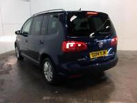 2014 VOLKSWAGEN TOURAN 1.6 TDI 105 BlueMotion Tech SE 5dr MPV 7 Seats