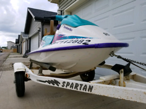 SEADOO BOMBARDIER SP WITH TRAILER!!!