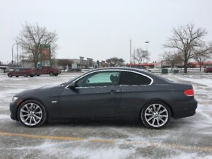2007 BMW 335 Coupe with 88,000 KM