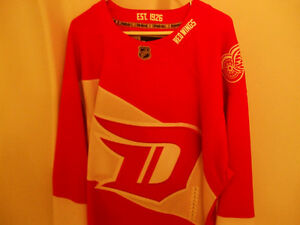 Detroit Red Wings Jersey - 2016 Special Stadium Series Jersey Windsor Region Ontario image 1