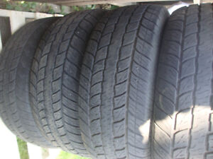 265/70R17 Total Terrain set of tires for sale