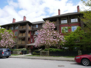 New Westminster- furnished 2 bed 2 bath available August 1