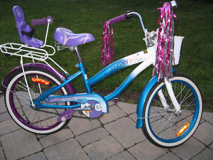 Girl's Bicycle  P.