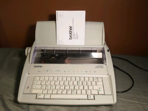 Typewriter For Sale!
