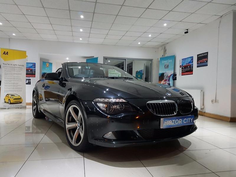 BMW 635 635d SPORT