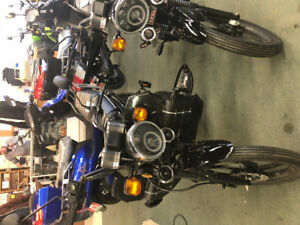 E bike for sale motorcycle looking