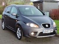 2007 Seat Altea 2.0 TSI Freetrack 4 5dr