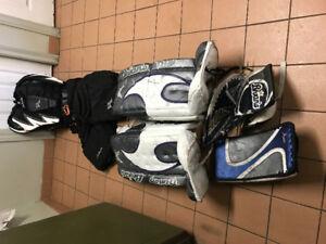 Goalie equipment Sr. Full  Brians