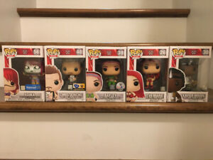 WWE FUNKO POPs Assortment