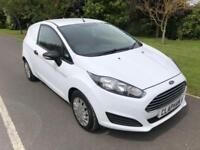 2013 13 FORD FIESTA 1.6TDCI 95BHP ECONETIC STAGE V 1 OWNER FROM NEW NO VAT