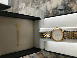 Ericsson women's watch
