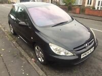 Peugeot 307 2.0 HDI 3dr 12 months MOT only £799