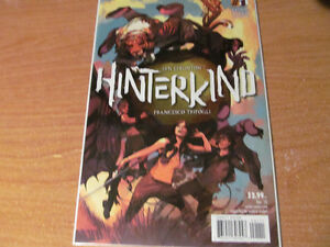 Hinterkind Completed Series #1-18 Vertigo Post Apocalyptic World
