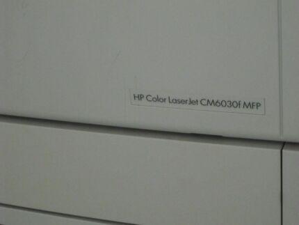 HP Laserjet CM6030MFP & supplies