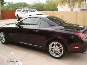 2003 Lexus SC 430 Convertible, Scottsdale Arizona $21,500US