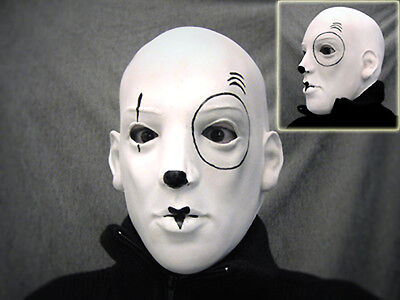 - Latex Clown Masken