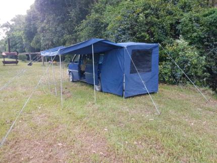 VW camper van Stanmore Moreton Area Preview