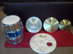 Snares/Cymbals