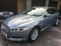 Jaguar XF 2.2TD ( 163ps ) ( s/s ) Sportbrake Auto 2013MY SE Business
