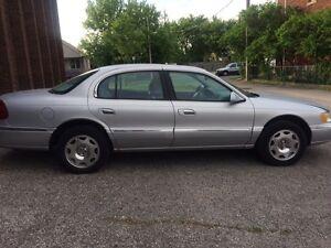 2000 Lincoln